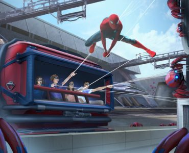 Spider-Man, Walt Disney Studios, Disneyland Paris